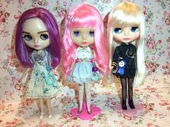 Minhas bonecas Blythes💜 My Blythe dolls💜