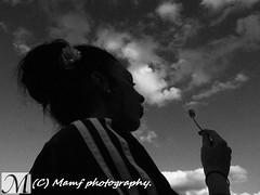 Make a wish. (The friendly photographer.) Tags: uk greatbritain winter england sky blackandwhite bw art monochrome sex clouds pose photography evening photo blackwhite google nikon october flickr noir arty image noiretblanc zwartwit unitedkingdom britain awesome yorkshire united kingdom dandelion gb hull wish portfolio upnorth amateur zwart pretoebranco schwarz eastcoast flickrcom eastyorkshire googleimages nikond3200 enblancoynegro zwartenwit greatphotographers d3200 mamf inbiancoenero aldbrough schwarzundweis hu11 aldbroughleisurepark mamfphotography