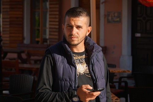 Young man of Shkodra