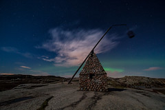 Magic at The End of The World (Normann Photography) Tags: nightphotography norway landscape outdoor no magic landmark nightsky theendoftheworld northernlights auroraborealis starrynight nordlys tjme natureswonders vestfold verdensende       vippefyr   vippefyret     frdernaturpark     nordlysvippefyr