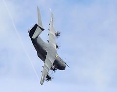 A400M Atlas (Bernie Condon) Tags: uk tattoo plane flying display aircraft aviation military transport cargo airshow airbus atlas airfield ffd fairford airlift riat raffairford airtattoo a400m riat15