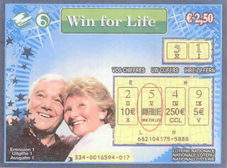 Win For Life - Lifetime!