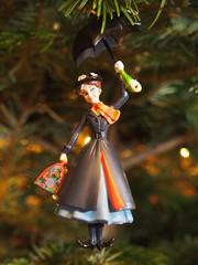 Disney Mary Poppins Ornament (sh0pi) Tags: mary sketchbook disney collection ornament weihnachtsbaum kollektion disneystore poppins 2015 christbaum christbaumschmuck weihnachtsanhnger