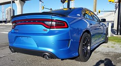 2016 Dodge Charger R/T Scat Pack (nifty43 (nifticus)) Tags: britishcolumbia burnaby cardealership dealership carlot autodealership lougheedhighway dodgechargerrt 2016dodgecharger carterdodge carterdodgeburnaby