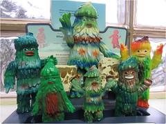 Zazahn Rx (toothaction) Tags: green toys models mini medical bones bone clinic midi rx ultraman repro bullmark buta bclub sofubi tsuburaya yamanaya butanohana zazahn returnofultraman  tsubraya bullmarkrepro