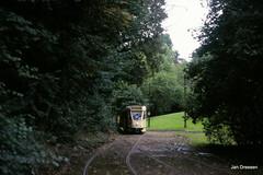STIB - MIVB Brussels (Jan Dreesen) Tags: station bruxelles tram tervuren brussel 44 pcc stib 7000 mivb