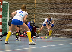 PC190916 (roel.ubels) Tags: hockey sport nijmegen jan indoor 2015 topsport zaalhockey hoofdklasse massinkhal
