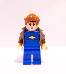 Dazzler v2.0 (bravedesign) Tags: design mod lego ali xmen 80s printing heroes minifig superheroes custom marvel alison printed blaire pryde minifigure moc dazzler