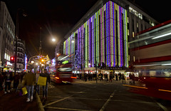 "Christmas in Oxford Street • <a style=""font-size:0.8em;"" href=""http://www.flickr.com/photos/45090765@N05/23967794585/"" target=""_blank"">View on Flickr</a>"