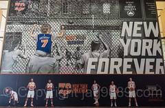 New York Forever NY Knicks Mural (2016) by Tats Cru, Madison Square Garden, New York City (jag9889) Tags: jag9889 basketball manhattan forever 20161113 outdoor 2016 mural text midtown newyorkcity madisonsquaregarden usa newyork tatscru graffiti newyorkknicks ny nyc painting tagging unitedstates unitedstatesofamerica us