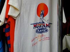 DUMBO- Mustang Ranch (plutohead) Tags: mustangranch brothel brooklyn nyc dumbo gothamist tshirt fleamarket