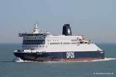Ship. Dover Seaways 9318345 (dickodt65) Tags: ship ferry dover dfds