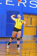 IMG_10433 (SJH Foto) Tags: girls volleyball high school lampeterstrasburg lampeter strasburg solanco team tween teen east teenager varsity serve burst mode