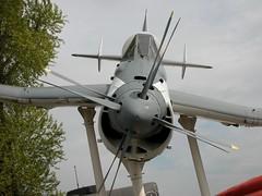 Fairey Gannet AS 4 n F9394 ~ UA+112 (Aero.passion DBC-1) Tags: speyer technik museum dbc1 aeropassion david biscove aviation avion plane aircraft muse preserved prserv collection fairey gannet ua112