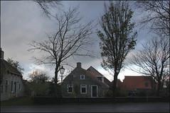 Buren (Elly Snel) Tags: ameland island nl buren dorp huizen