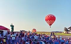 red2 (addyandrn) Tags: balloon pa mamiya m645 portra darktable gimp