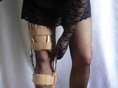 Single brace (JKiste2008) Tags: leg brace calipers