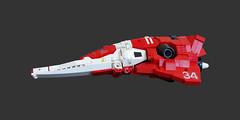 Aquilla 2016 (Phall Macaroni) Tags: moc aquilla lego space spaceship