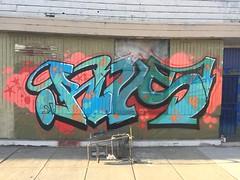 RVS by Eric, HTK (Jonny Farrer (RIP) Revers, US, HTK) Tags: reversgraffiti uscrew halt reb voider voidr devo rvs revers htk us htkgraffiti usgraffiti sfgraffiti sanfranciscograffiti bayareagraffiti graffiti typography handstyles jonnyfarrer ericgraffiti erichtk