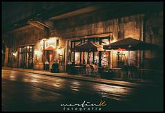 The restaurant (Krueger_Martin) Tags: night berlin city stadt urban light lights licht reflex reflections spiegelung dark dunkel strase street georgenstrase deponie restaurant hdr photomatix langzeitbelichtung festbrennweite primelense 40mm canoneos5dmarkii canoneos5dmark2 canonef40mmf28stm
