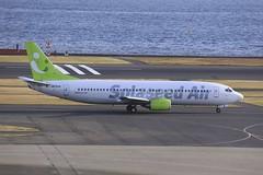 JA737A Boeing B734 HND 02Dec2012 (Citation Ten) Tags: ja737a hskmb b734 snj hnd kmi