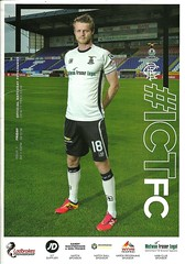 Inverness Caedonian Thistle v Rangers 20161014 (tcbuzz) Tags: inverness caledonian thistle football club scotland spfl premiership programme