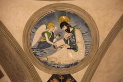 San Matteo attr. a Filippo Brunelleschi, 1445 ca. (Matteo Bimonte) Tags: tondo arte art cappellapazzi pazzi filippobrunelleschi brunelleschi firenze florence rinascimento evangelista