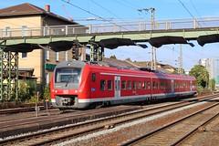 440 306-9 Schweinfurt Hbf 25.09.2016 (Gubahner) Tags: db regio schweinfurt hbf hauptbahnhof bahn