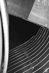 structura (Blue_Photography) Tags: estructura noche bilbao blanco y negro gugemhaim monocromo