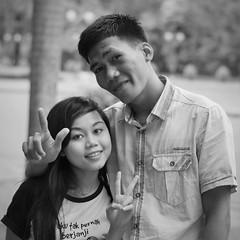 I Never Promised (michael.veltman) Tags: peace couple love jakarta indonesia