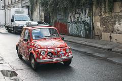 Beep beep! (ManonOfTheSprings) Tags: redcar racing paris parisian french franc france canon 5d mark iv markiv