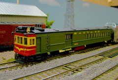 Southland model train show. (Chicago Rail Head) Tags: modeltrains modeltrainshow localmodeltrainclubs differentscales steamlocomotives diesels nhoso27ggauge oaklawnill motorcar atsf