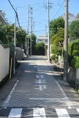 nagoya15910 (tanayan) Tags: urban town cityscape aichi nagoya japan nikon j1 road street alley    slope