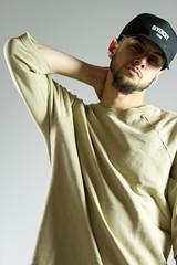 IMG_1048 (sabrinafvholder) Tags: man male hat hipster studio portrait young givenchy sabrinavazholder