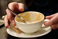 Il cappuccino () Tags: tazzina cappuccino colazione tamron90