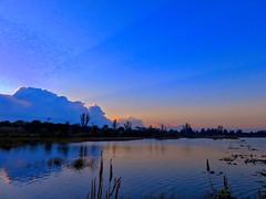 Actual sunrise in east HDR 20161127 (Kenneth Cole Schneider) Tags: sky sunrise florida miramar westbrowardwca