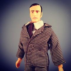 Oscar Goldman (WEBmikey) Tags: toys mego sixmilliondollarman smdm bifbangpow