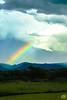 Rainbow <3 (Furqan Faiz) Tags: nikon nikond5300 nikonphotography nikontop nature rainbow color light beautiful pakistan pak beautifulpakistan green mountain