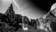 Zion National Park, Colorado (leehobbi) Tags: zion national park colorado angels landing scout outlook hiking mountain rock formation lens flare