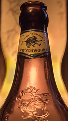The Wych of the Wood 3 (rumimume) Tags: potd rumimume 2016 niagara ontario canada photo canon 550d t2i sigma beer bottle witch wytchwood macro