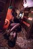 DSC_7470 (Robin Huang 35) Tags: 孫卉彤 candy miruna萬聖風 小惡魔 吸血鬼 vampire 萬聖節 halloween 棚拍 lady girl d810 nikon devil