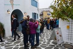 Greek Quarter - EuropaPark (khalid.lebdioui) Tags: architectural greece blue white colors halloween europapark nikon d5200 flickr