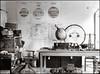 Anschütz Gyro Compass (ookami_dou) Tags: vintage anschuetz gyro compass globe workplace technology workshop