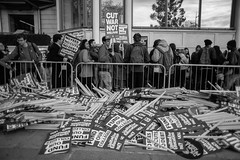 Student demo London November 19th 2016 (ianmac3) Tags: nov19 5dmk2 nus ucu unitedforeducation canon demo demonstration eos manifest manifestation nationalunionofstudents protest student union universityandcollegeunion