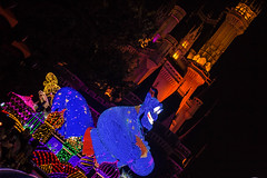 IMG_0888 (kattwyllie) Tags: tokyodisney tokyodisneyland dreamlights tokyodisneyelectricalparade electricalparade disneyselectricalparade churro tokyodisneyresort tangled aladdin petesdragon disneyperformer facecharacter disneyprincess