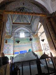 Konya - Mevlana Turbesi, shrine interior, Rumi's tomb (damiandude) Tags: rumi dervish sufi