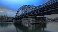 (strzyrzyc) Tags: polska poland krakw maopolska brigde wisa rzeka most