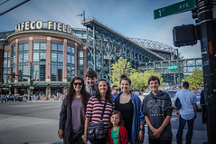 Thankful (7austins) Tags: family mom mother momof5 safeco field seattle brothers sisters 7austins