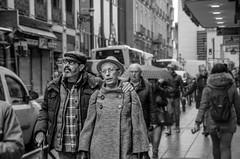 (Miguel Modrego) Tags: wow espaa spain madrid calle street people gente social black white blanco y negro byn bn candid robados urbana urban nikkor nikon d7000