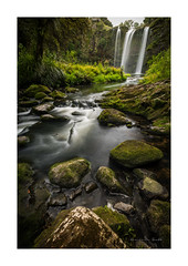 Whangarei Falls - Northland **Explore** (dominicscottphotography.com) Tags: dominicscott sony a7rmii sel1635z ilce7rm2 whangarei waterfall newzealand northland leefilters longexposure explore